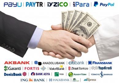 E- ticaret Siteleri İçin Sanal Pos Veren Aracı Ödeme Firmaları ve Sistemleri
